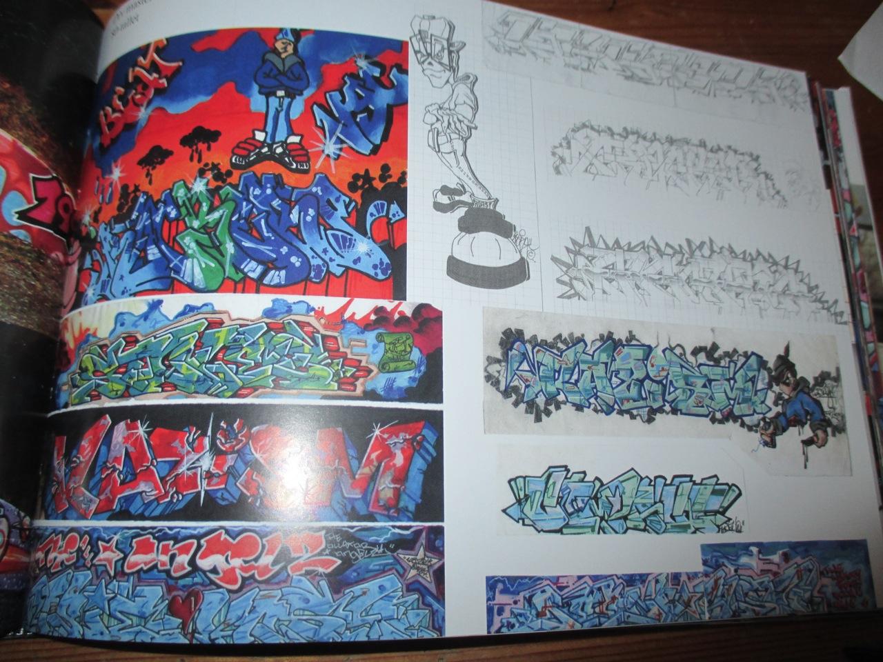 Grafitti art oslo - Oslo Graffiti 2 Book