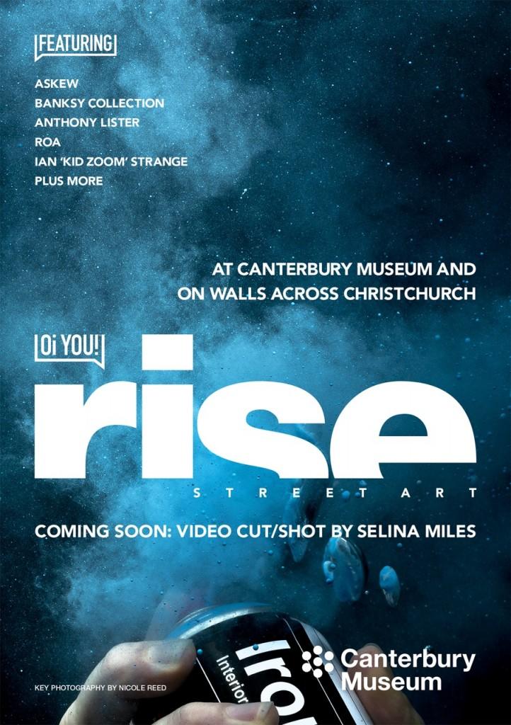 Rise Invite A5