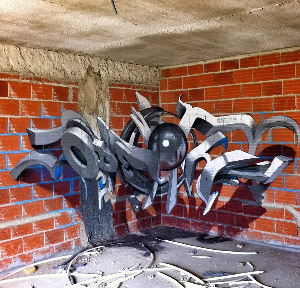 If Graffiti Was Easy It Would Be Called Breakdancing Notme