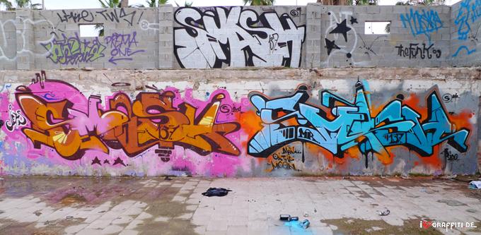 SMASH137_TripleSnakePit_BCN2010 Kopie