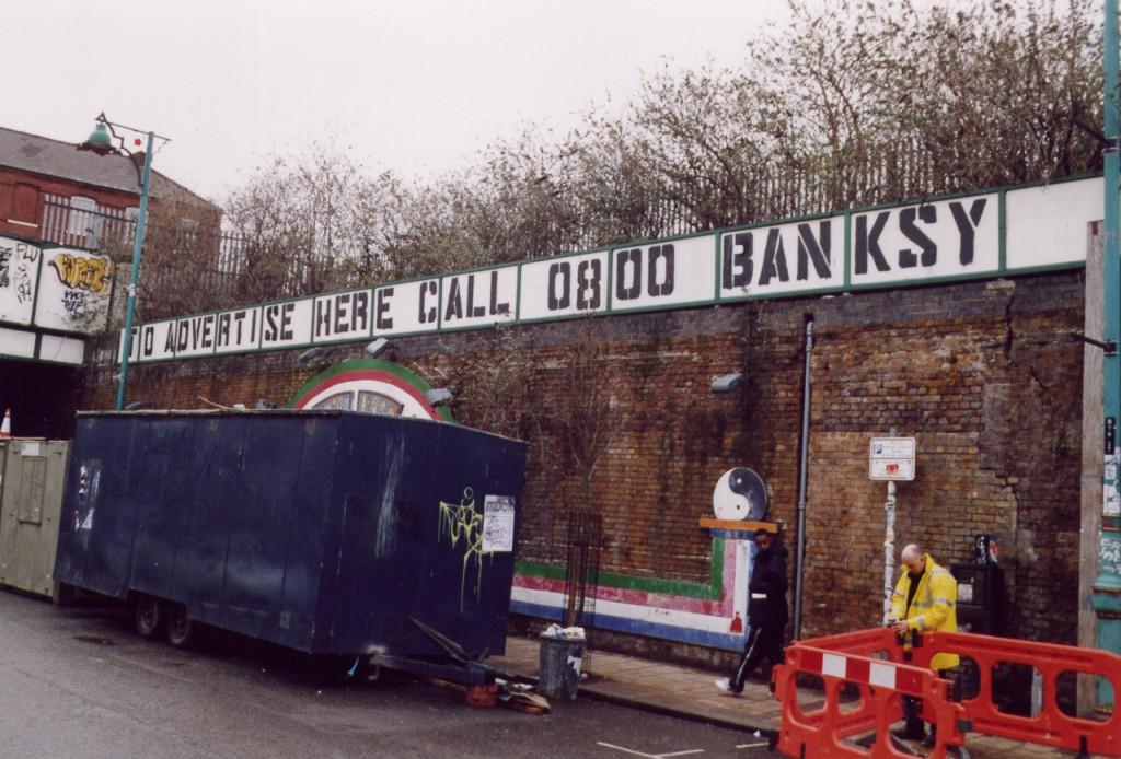 Banksy - London - 2004 - 1