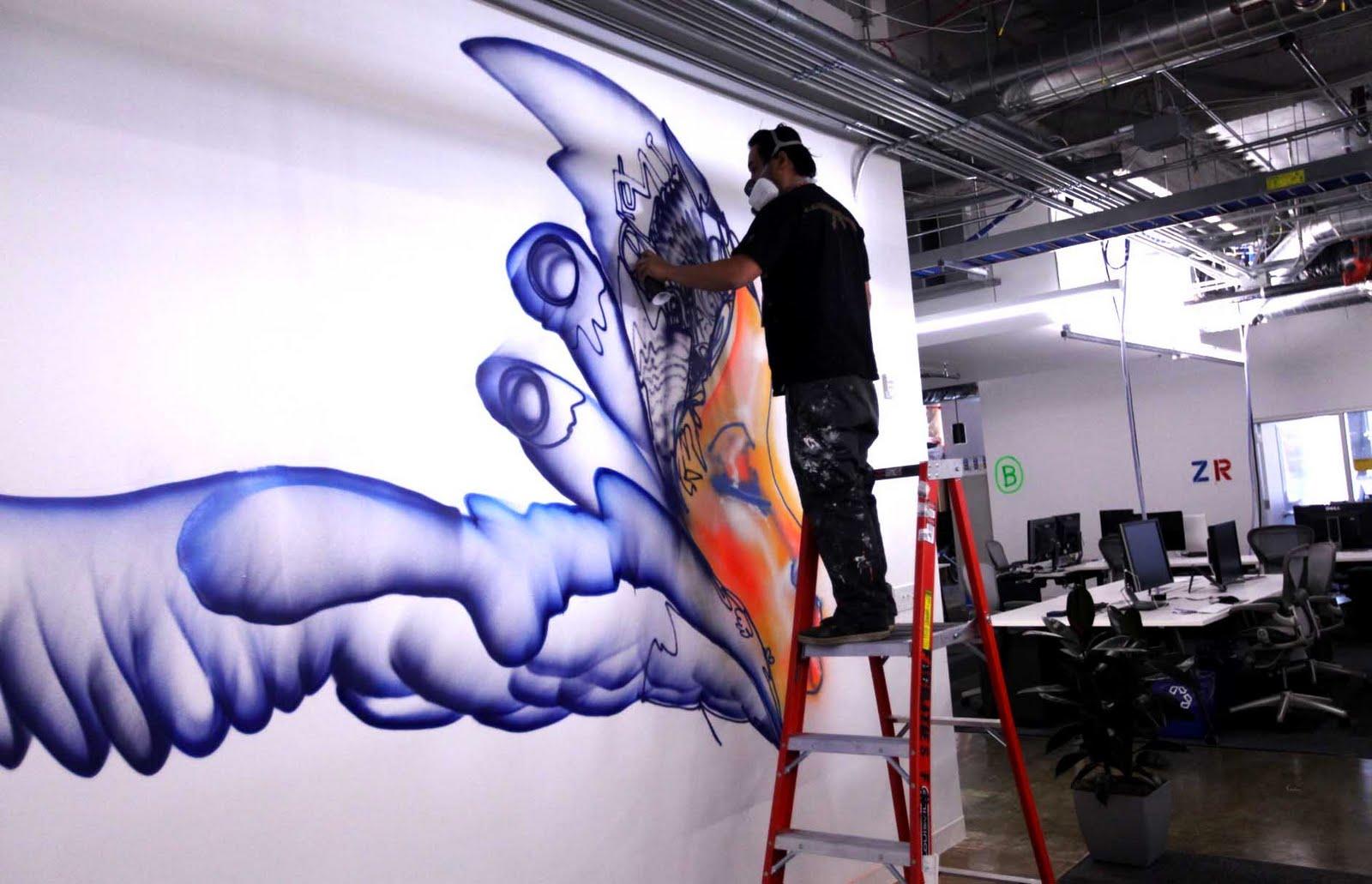 facebook macht graffiti k nstler zum multimillion r i love graffiti de. Black Bedroom Furniture Sets. Home Design Ideas