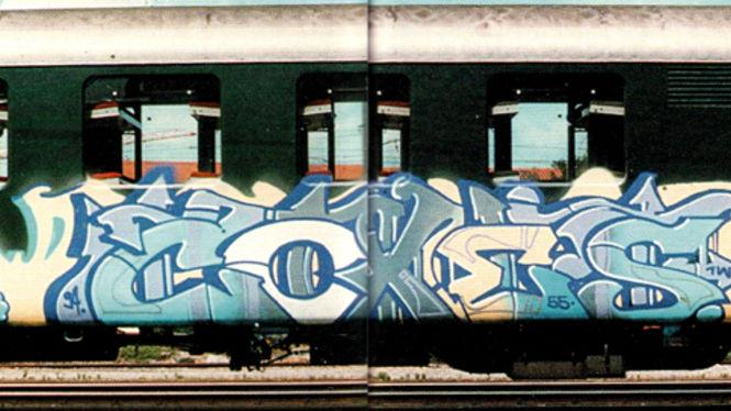 VOLT - COXES - MINE - 1994