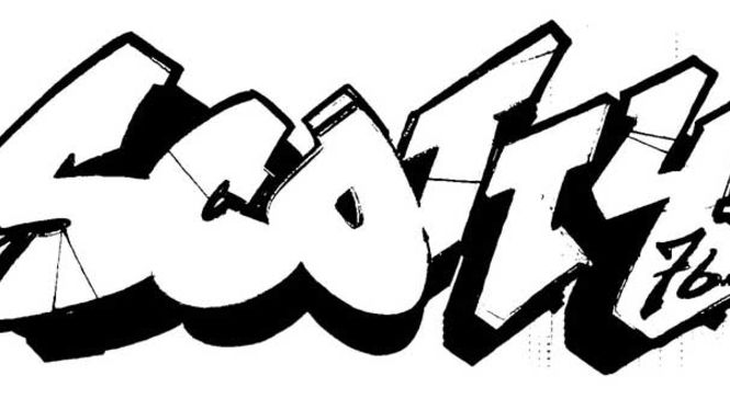 Scotty76 Sketch von Stae2