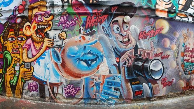 "\"" Le Tour guy!\"" Zipper, Spray, Look, HrvB, Nychos &Cone / Neurotitan Berlin"