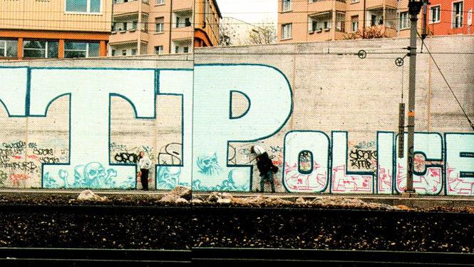 NOID - LETRUC - SHOW - Basel 1990
