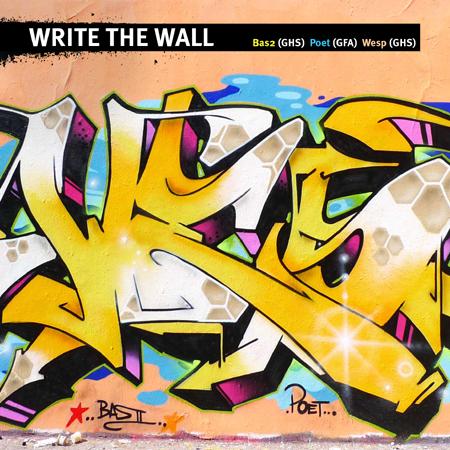 Write the Wall Berlin | I Love Graffiti DE