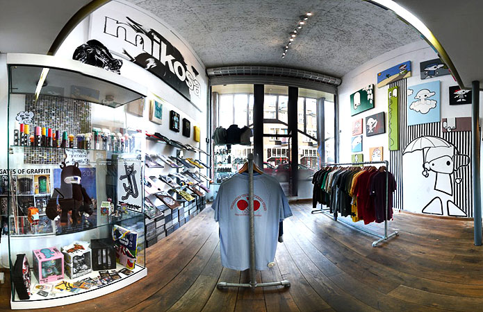 Graffiti Store Liste | I Love Graffiti DE